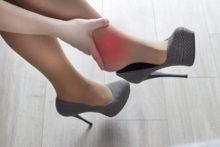 ból spowodowany ostrogą piętową